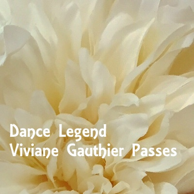 Viviane Gauthier Passes photo by Lilith Dorsey. All rights reserved