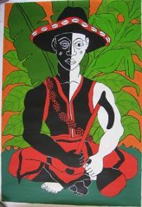 Eleggua image by Tomas Gonzales Perez. Courtesy of Wikimedia, licensed under CC 2.0