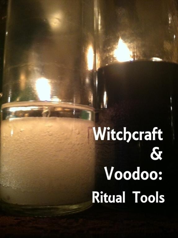 New Episode Witchcraft & Voodoo : Ritual Tools | Lilith Dorsey