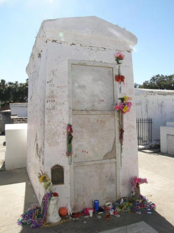 Marie Laveau Tomb