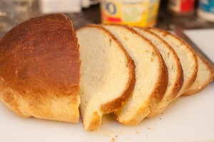 Bread: more act, less potency!