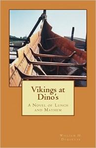 Vikings at Dino's cover