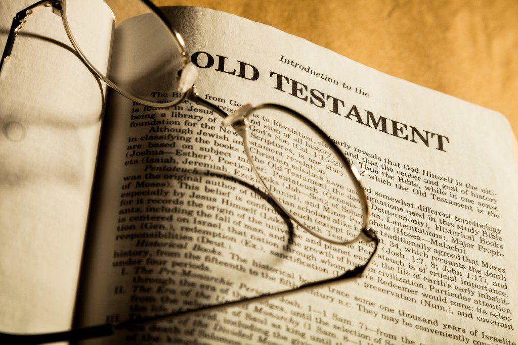 Bible, Jesus Christ, Old.