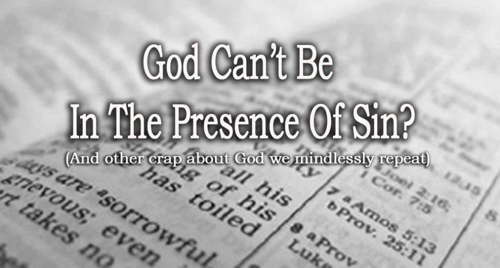 presence of sin