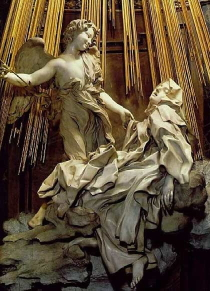 The Ecstasy of Saint Teresa of Avila