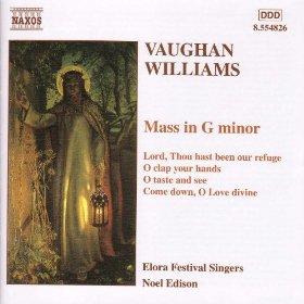 Vaughan Williams, Mass in G Minor