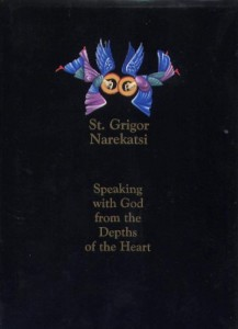 Speaking with God from the Depths of the Heart: The Armenian Prayerbook of St. Gregory of Narek