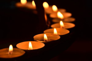 One Light... Many Candles...