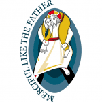 Official Vatican Logo for the Jubilee Year of Mercy (CNS/Courtesy of Pontifical Council for Promoting New Evangelization)