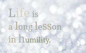 """Fostering Humility is a Christian """"Preliminary Practice"""" (image: Shutterstock)"""