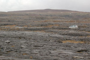 "The Burren in Ireland (photo by ""Fish Cop"" — public domain)"