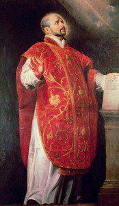 St. Ignatius of Loyola, Church-friendly Mystic (painting by Rubens, public domain)