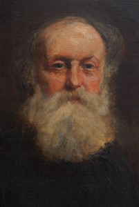Portrait of Alexander Carmichael by William Skeoch Cumming