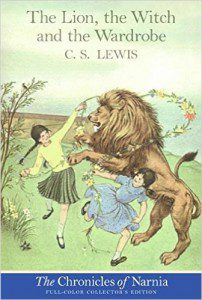 """""""The Lion, the Witch and the Wardrobe,"""" in which Lewis introduces the """"not-tame"""" Aslan."""
