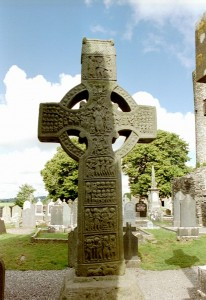 Irish Celtic High Cross. Photo by Matteo Corti. Used by permission under Creative Commons.