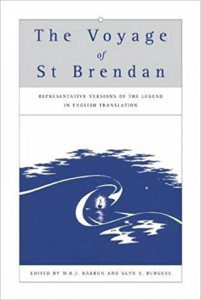 """""""The Voyage of Brendan"""" — a chief inspiration for the Dawn Treader"""