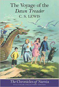 """""""The Voyage of the Dawn Treader,"""" in which C. S. Lewis updates the Brendan story"""