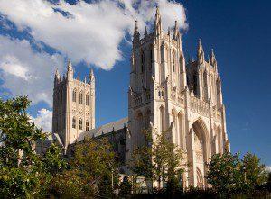 Washington National Cathedral (Image Credit: Shutterstock)