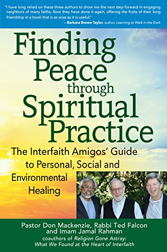 Finding Peace Through Spiritual Practice
