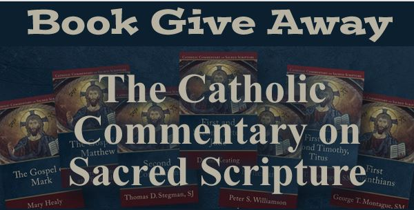 Book giveaway: The Catholic Commentary on Holy Scripture