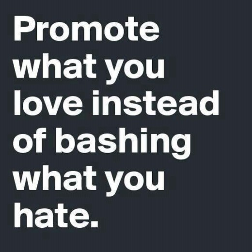 promote what you love