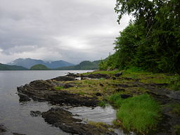 Tongass National Forest, by Mark Brennan, Wikimedia Commons