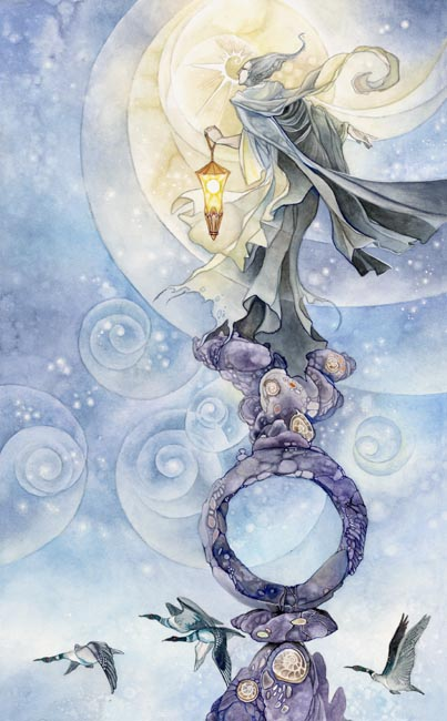 Hermit Shadowscapes