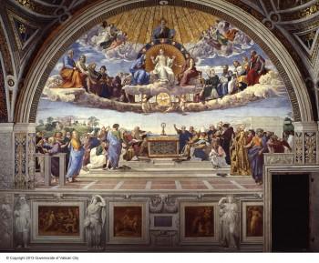 Disputation-of-the-Sacrament_Raphael
