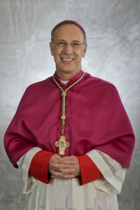 Auxiliary Bishop Luis Zarama