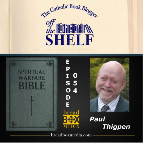 On this episode of Off the Shelf Paul and I discuss spiritual warfare. What is this battle we are engaged in? What can we do to be active participants? How do we resist the trickery of the enemy? Learn this and more as we discuss the Spiritual Warfare Bible which Paul wrote inserts for and his related book The Manual for Spiritual Warfare.