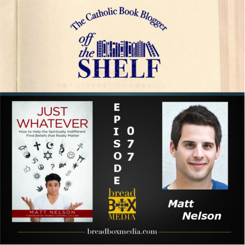 Matt Nelson tackles the topic of spiritual indifference in his latest bookJust Whatever: How to Help the Spiritually Indifferent Find Beliefs That Really Matter. Matt went through a stage of indifferent-ism himself in college and gives us some insight on the dilemma in this episode of Off the Shelf.