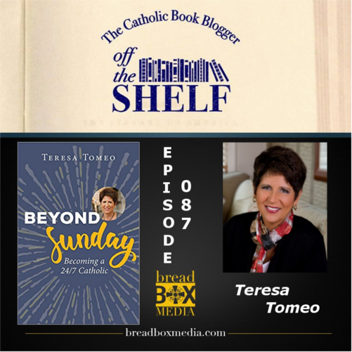 "Have you ever felt stuck on your faith? You seem to go through the motions but find Mass ""boring"" or that you simply don't get anything out of it? Don't worry you are not alone. We all encounter these dark nights of the soul. Teresa Tomeo has and she tackles the topic in her latest book Beyond Sunday: Becoming a 24/7 Catholic. Listen in as Teresa gives us some helpful tips on how to become an engaged Catholic not just on Sunday.....but everyday!"