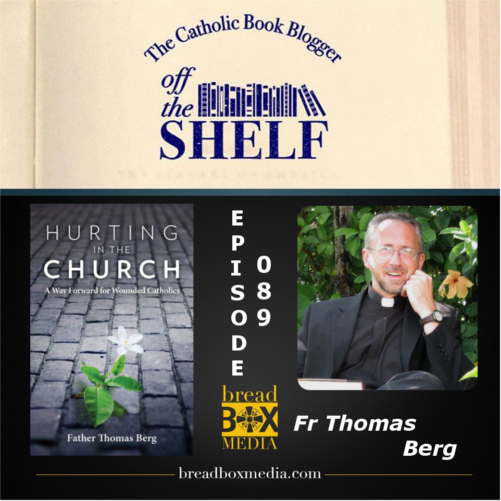 In an engaging and timely interview I spend time this week with Father Thomas Berg author of Hurting in the Church: A Way Forward for Wounded Catholics. As we all come to grips with the crisis unfolding in the Church today I encourage everyone to listen to this episode as we discuss a path forward.