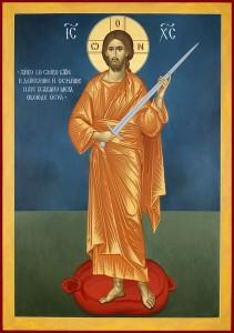 Christ - Two Edged Sword