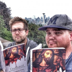 Undiluted Selfie Kurt and Brett