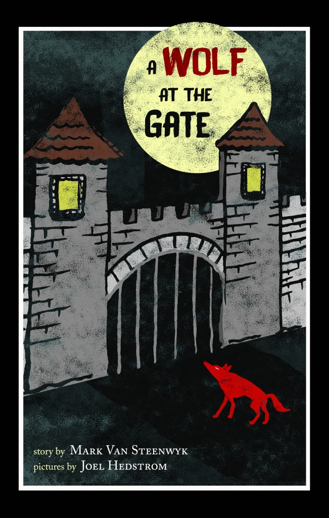 Wolf at Gate