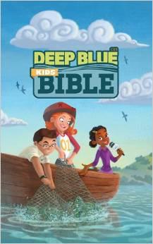 book deep blue bible