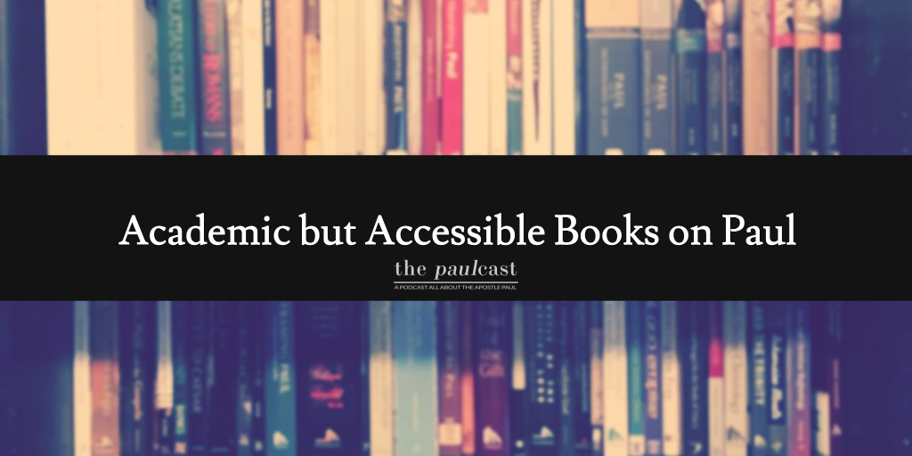 books about paul accessible