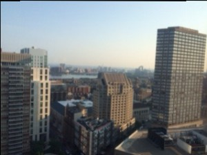 image from the 26th floor