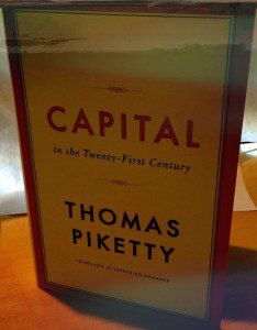 Book cover of Capital, photo by Seth Anderson