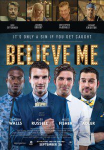 Believe Me MASTER Poster 27x39