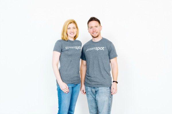 The StreamSpot team