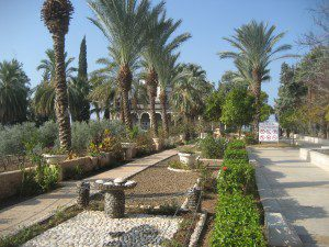 Church of the Beatitudes (my pic)