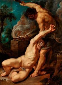 Rubens, Cain Slaying Abel (Public domain)
