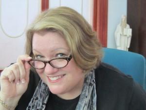Elizabeth Scalia, managing editor of the Patheos Catholic portal