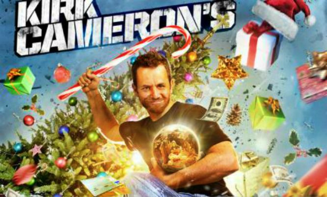Kirk Cameron: Christian Soldier losing the War on Christmas