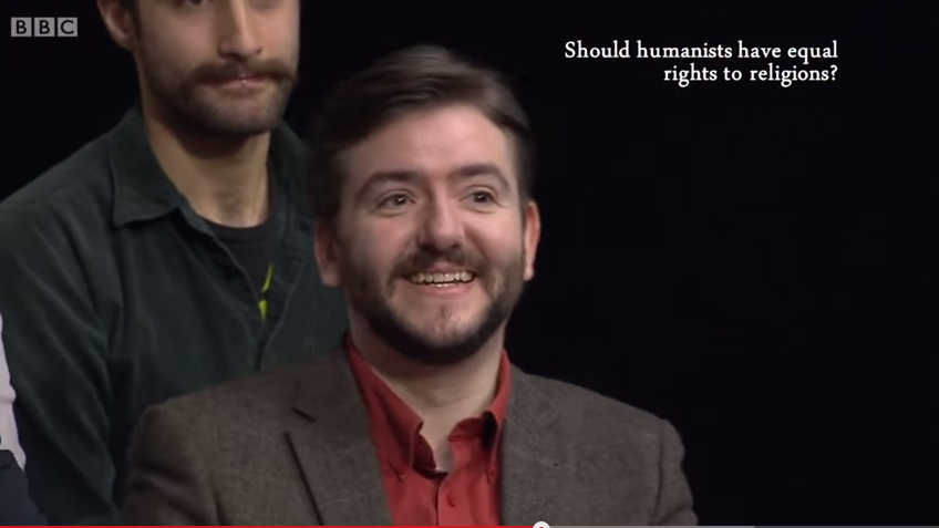 Andrew Copson of the British Humanist Association