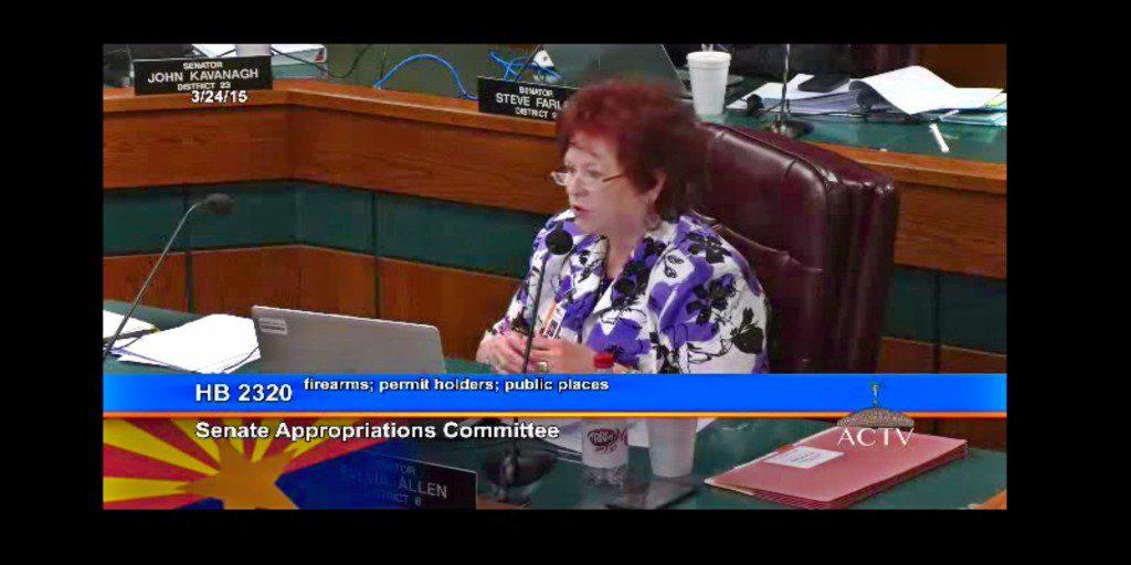 Arizona State Senator Sylvia Allen