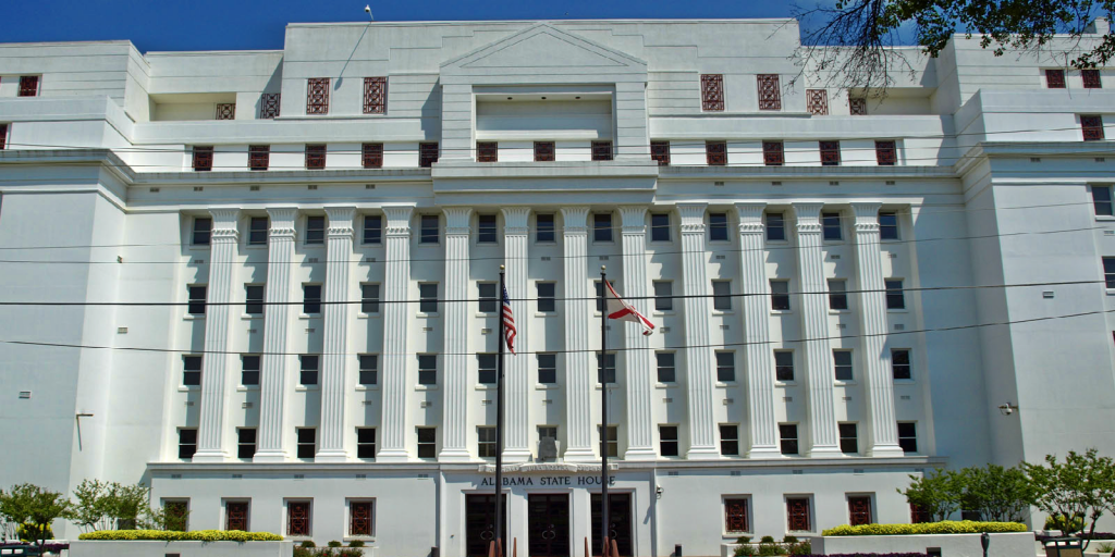 Alabama State House (Image via Wikimedia)