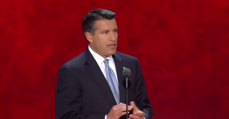 Nevada Governor Brian Sandoval (Image via YouTube Screen Grab)